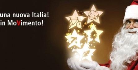 Cena di Natale GrilliTreviso MoVimento5Stelle