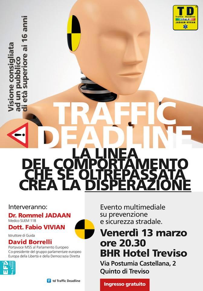 traffic dead line