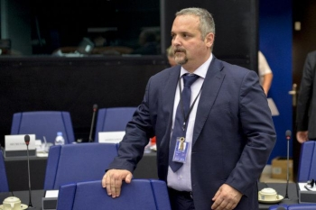 David Borrelli Europarlamentare