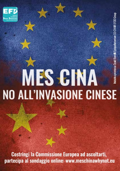 mes china whynot - no all'invasione cinese