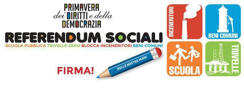 referendum sociali
