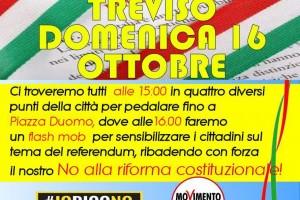 Referendum Costituzionale - FlashMob 16/10/2016