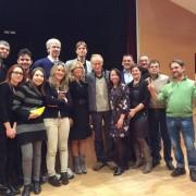 GrilliTreviso con Erri De Luca 12/11/2016 Auditorium Stefanini
