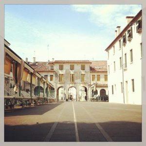 Treviso Piazzetta San Parisio