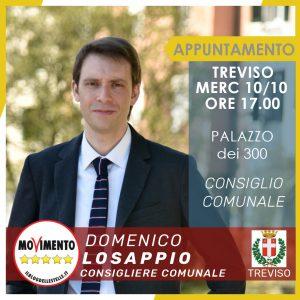 Treviso - Consiglio Comunale del 10/10/2018