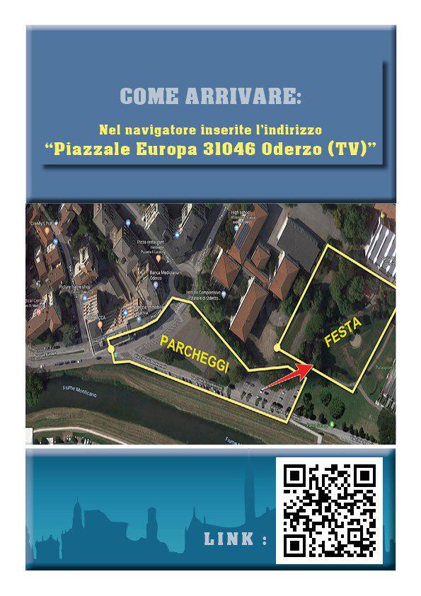 Festa 5Stelle Nord Est Treviso Veneto