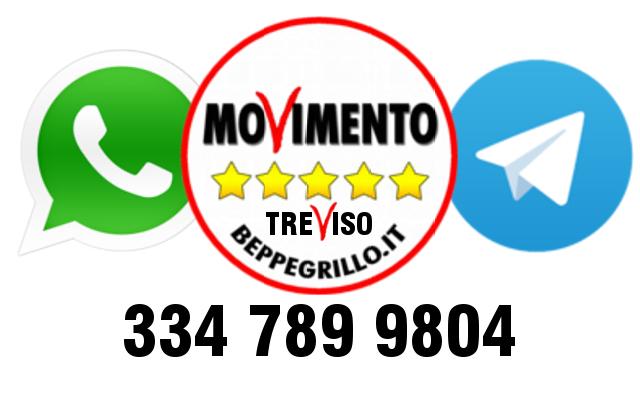 TREVISO WHATASPP TELEGRAM